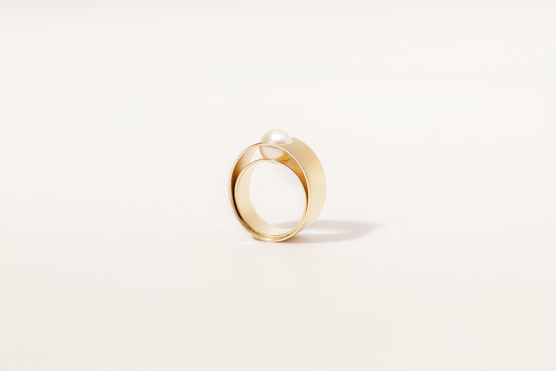 Lia Di Gregorio Touch Ring